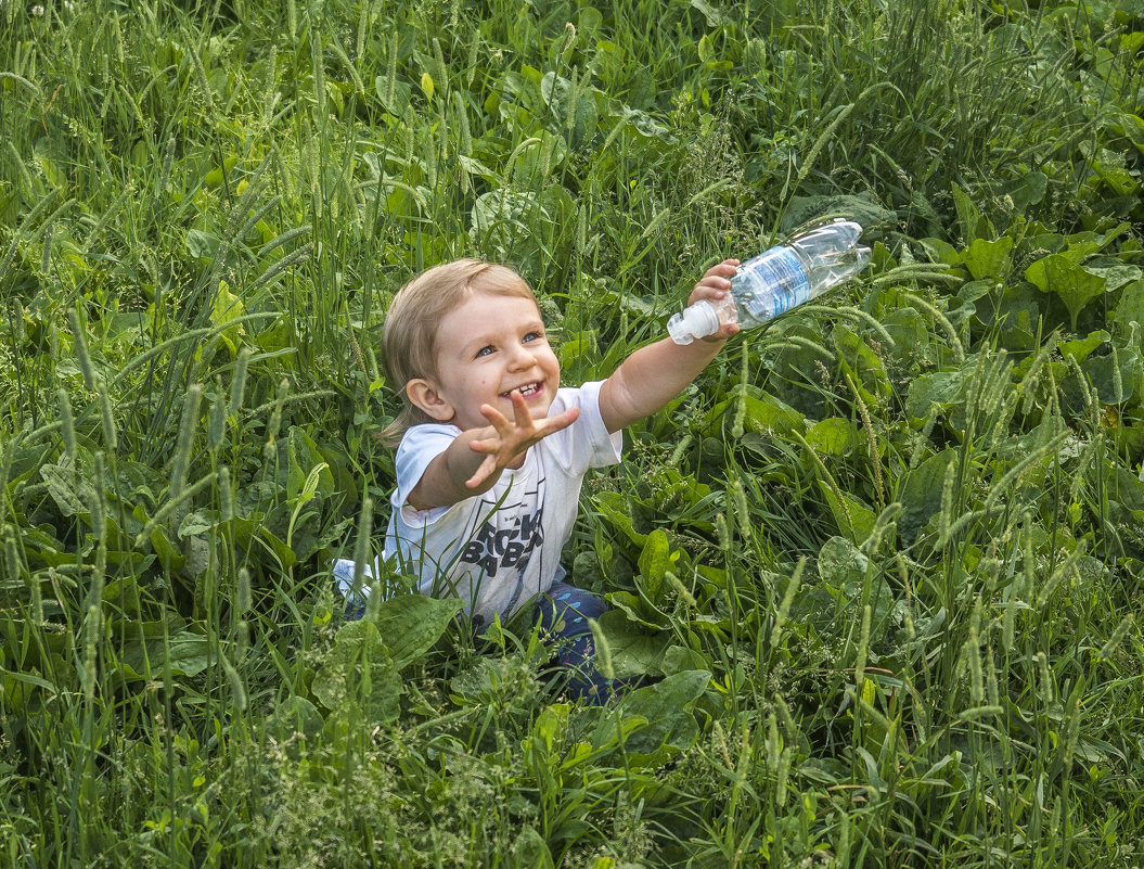 радостный ребенок - Лариса Батурова
