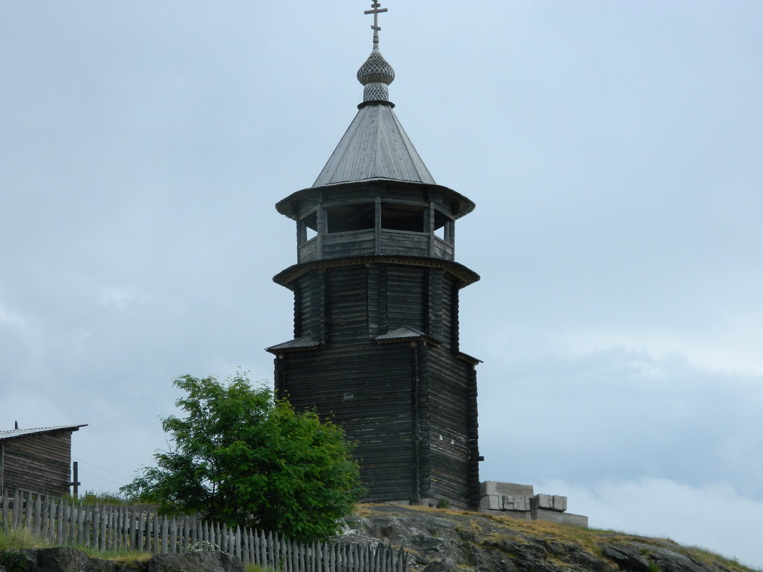 Часовня св. Варлаама - Александр Тарасенко