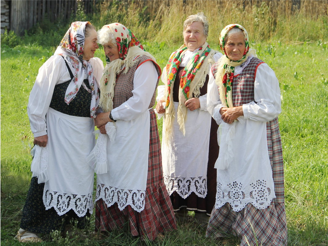 бабушки... - Александр Широнин