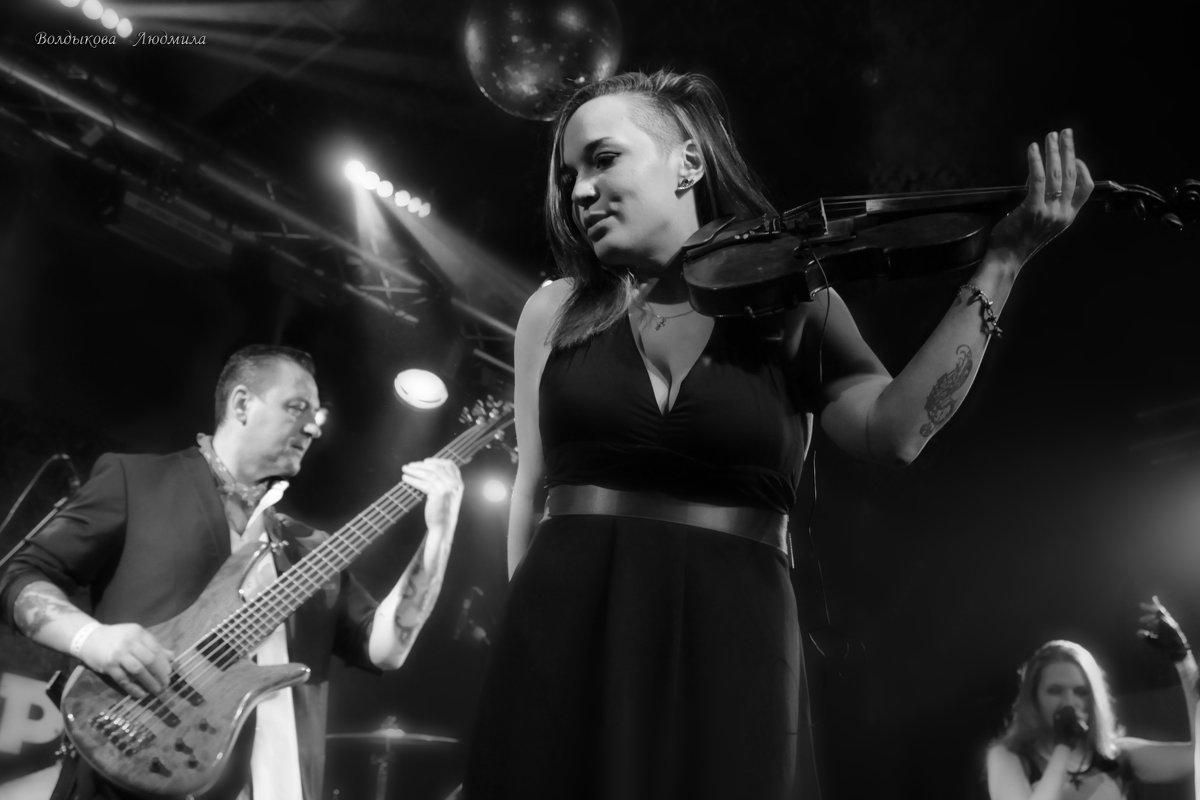 Выступление - Людмила Волдыкова