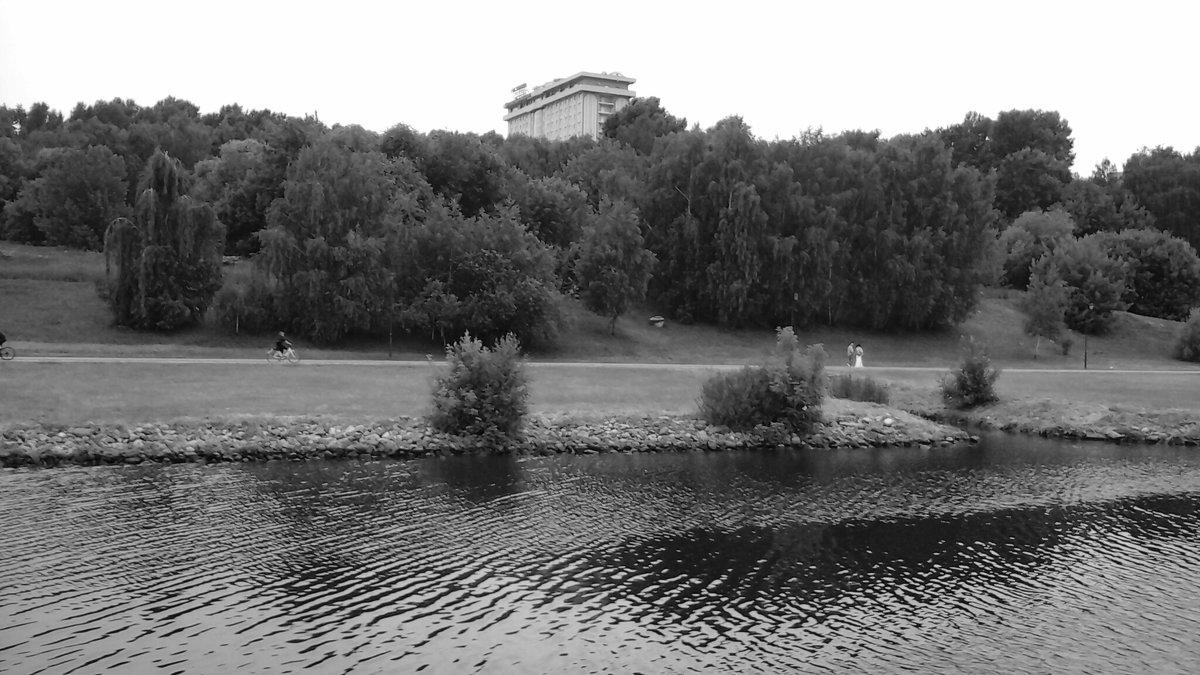 Берег Москвы-реки - Дмитрий Никитин