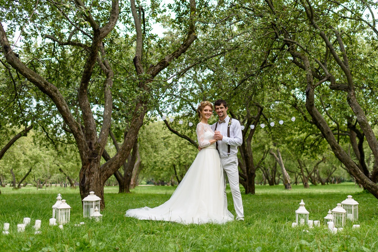 Свадебная фотосессия - Юлия Атаманова