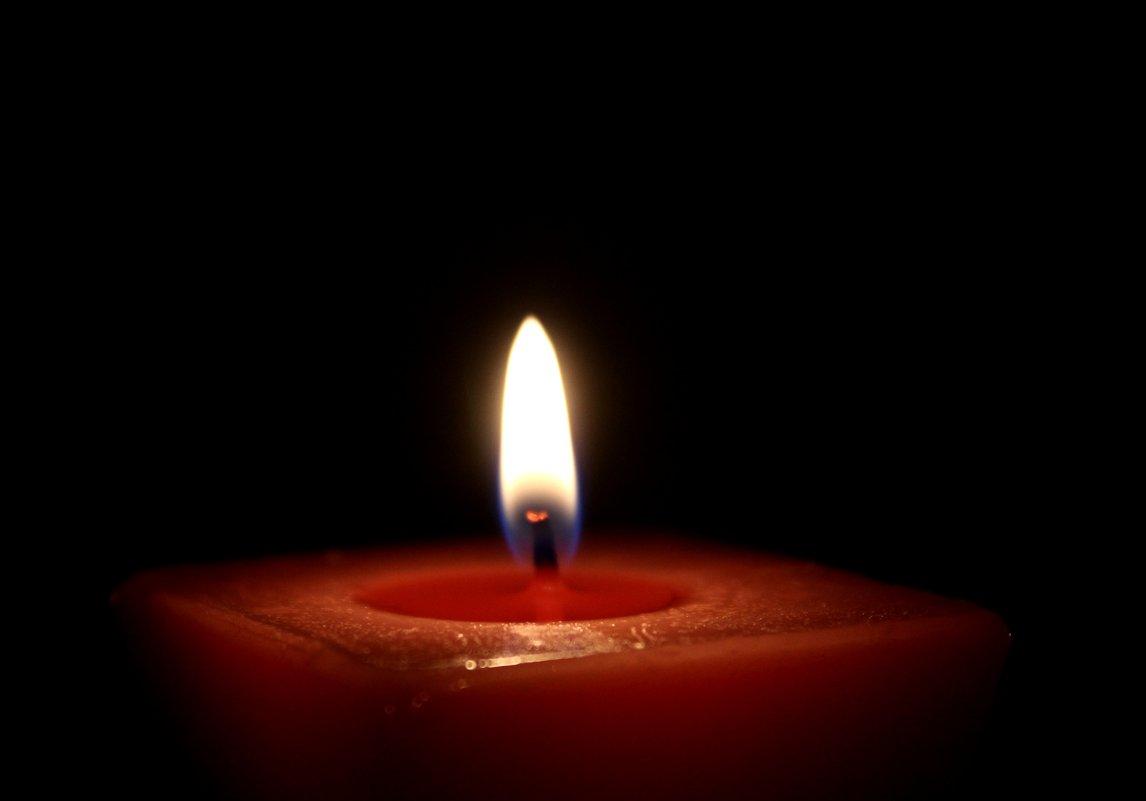 Огонек свечи - Ольга Анх