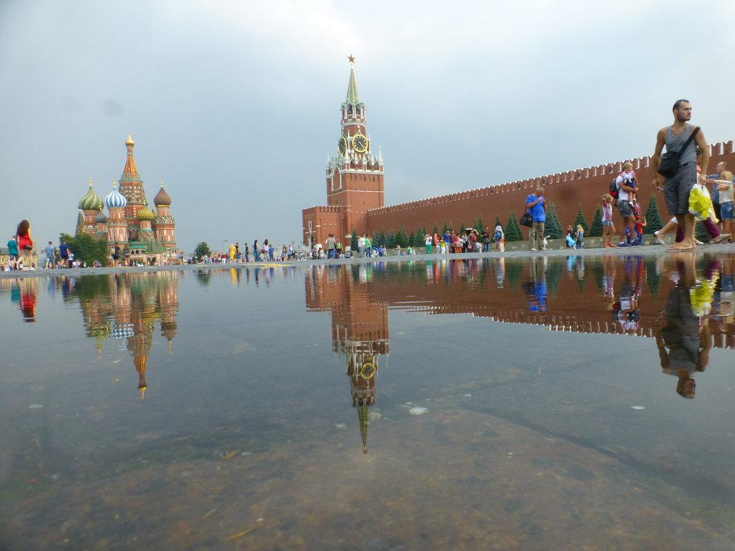 После ливня 27.07.16г - Alexey YakovLev