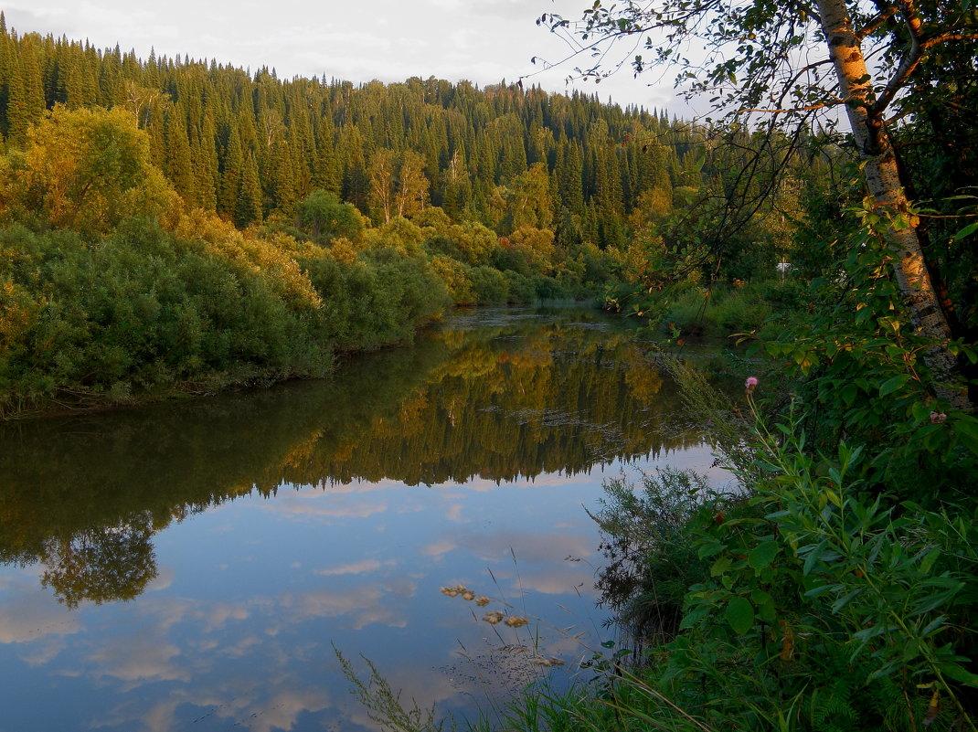 Река любви, река печали... - Нина северянка