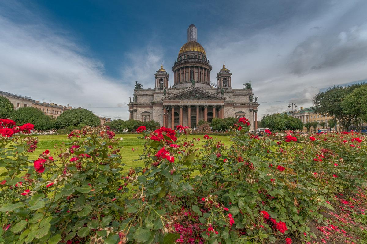 Исаакиевский собор - Александр Лебедев