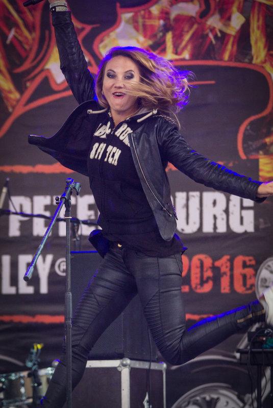 Harley Davidson Days St.Petersburg 2016 - Sasha Bobkov
