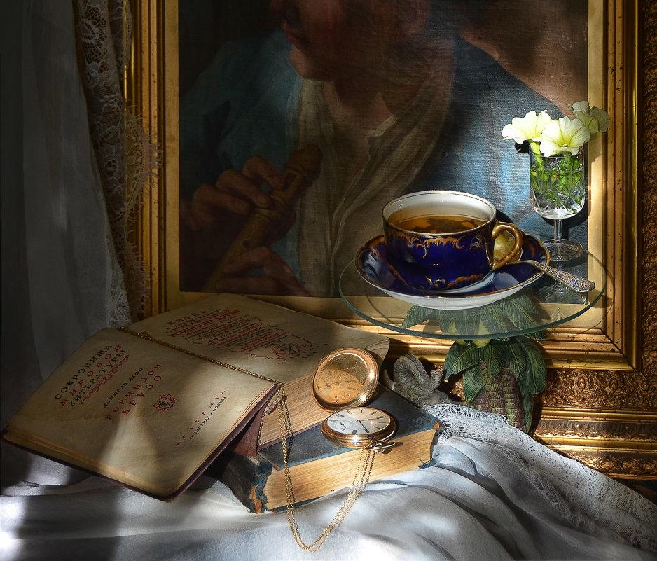 Чай подан, Ваше Высочество! - Ольга