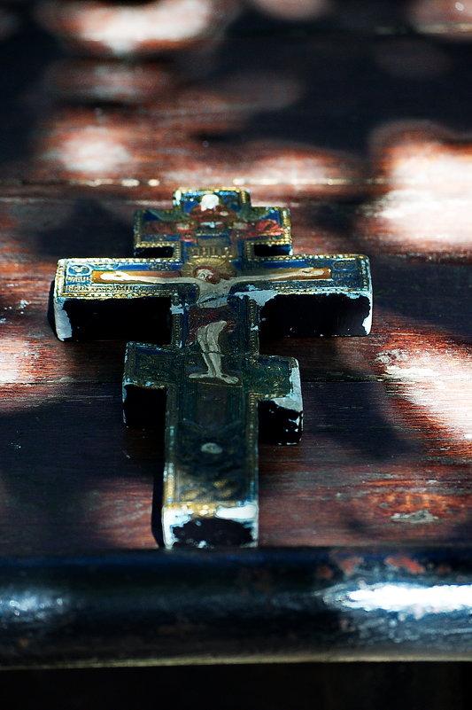 Старинный крест - Борис Александрович Яковлев