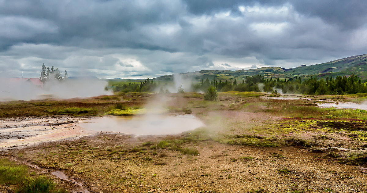 Iceland 07-2016  Geysers realm - Arturs Ancans