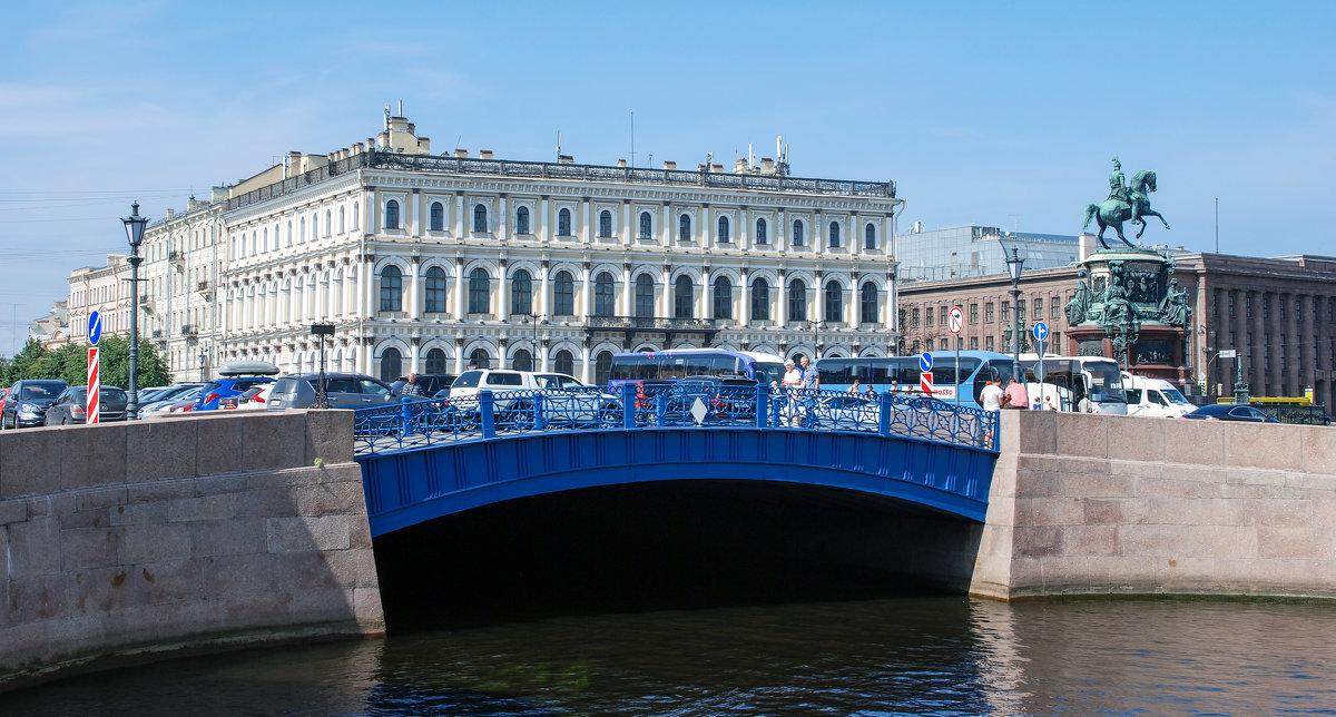 Синий мост - Александр Архипкин