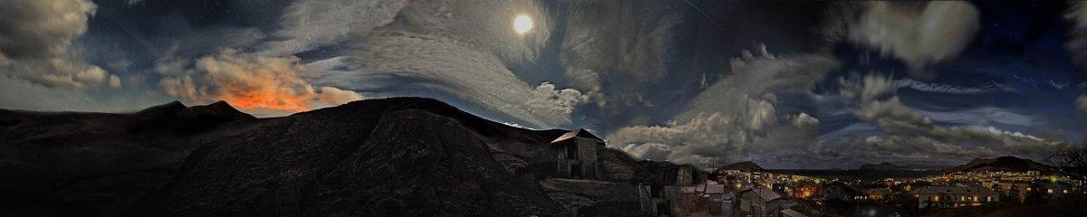 Лунная ночь Киммерии - viton