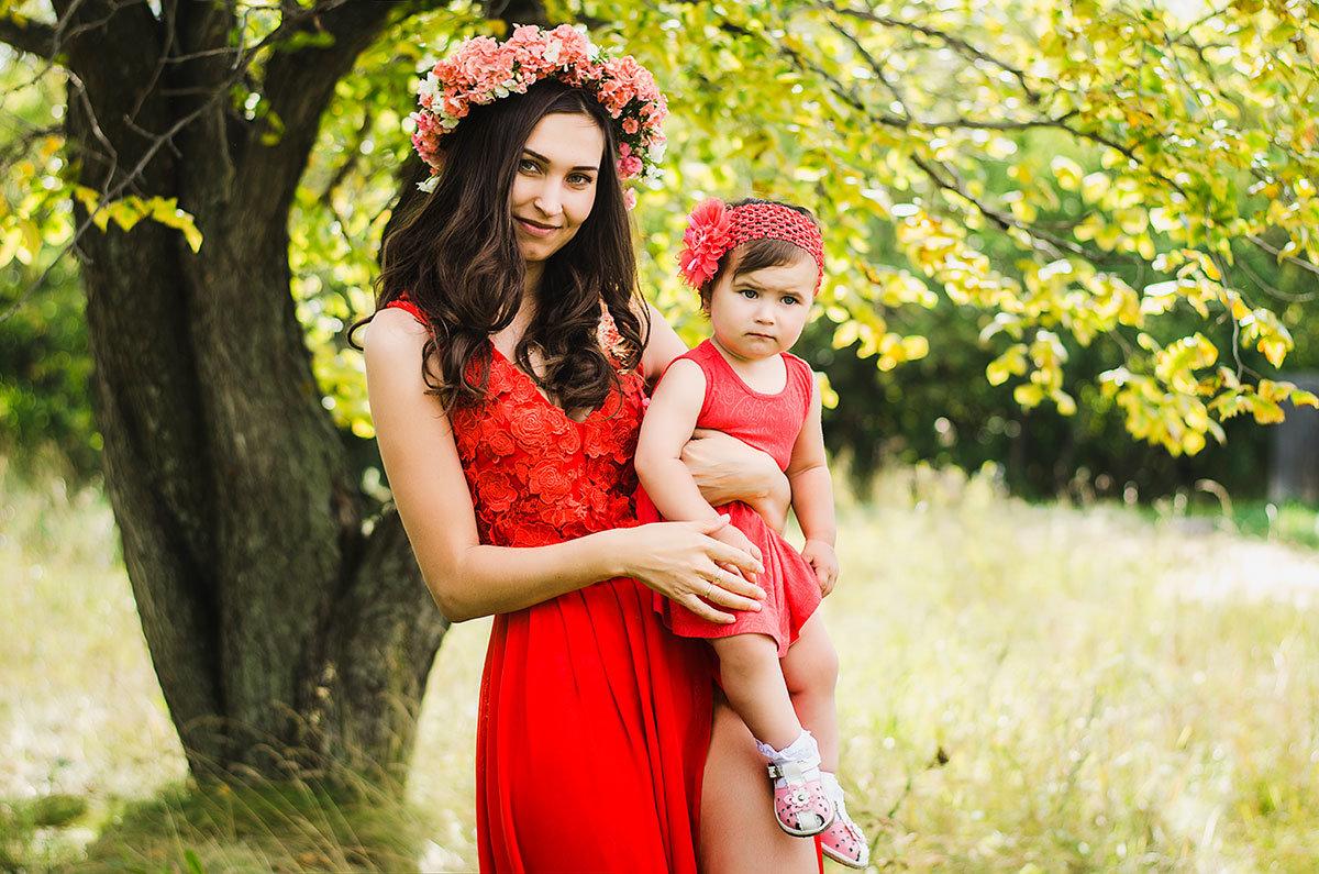 Олеся и Кира - Татьяна Костенко (Tatka271)