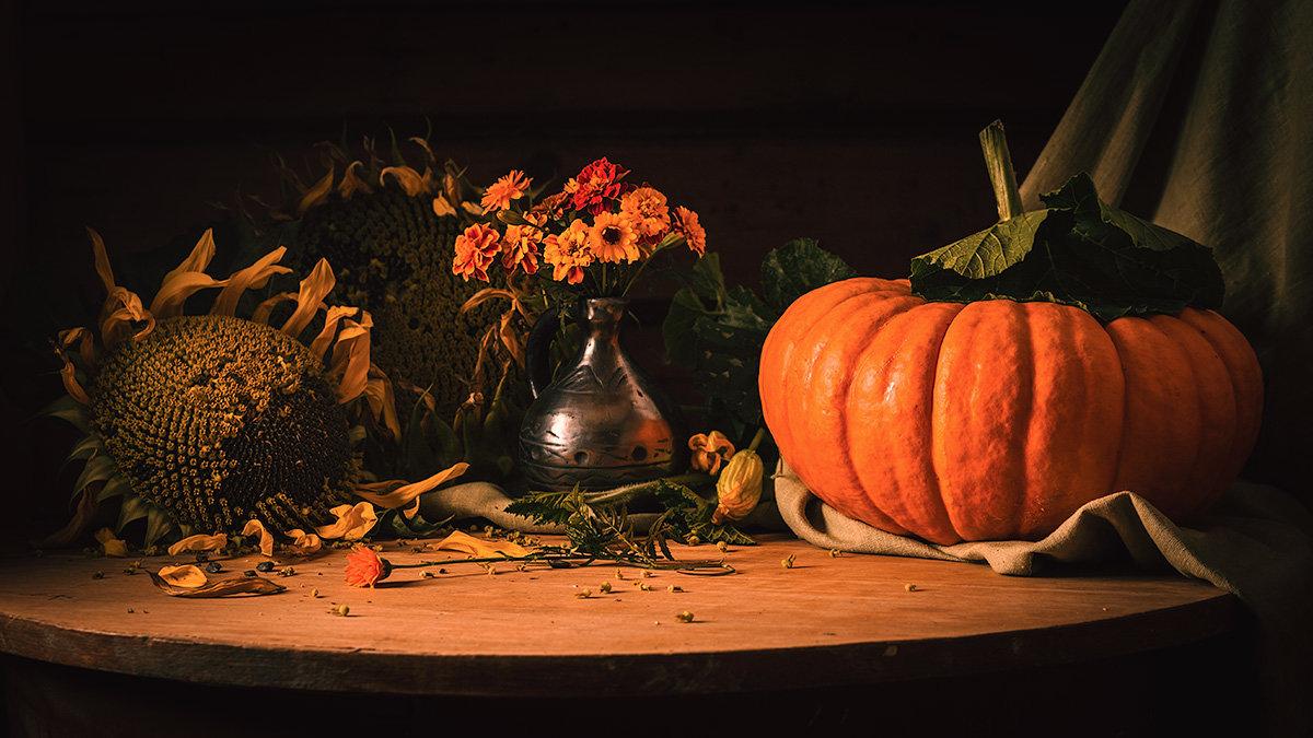 Осеннее... - IgorVKIv