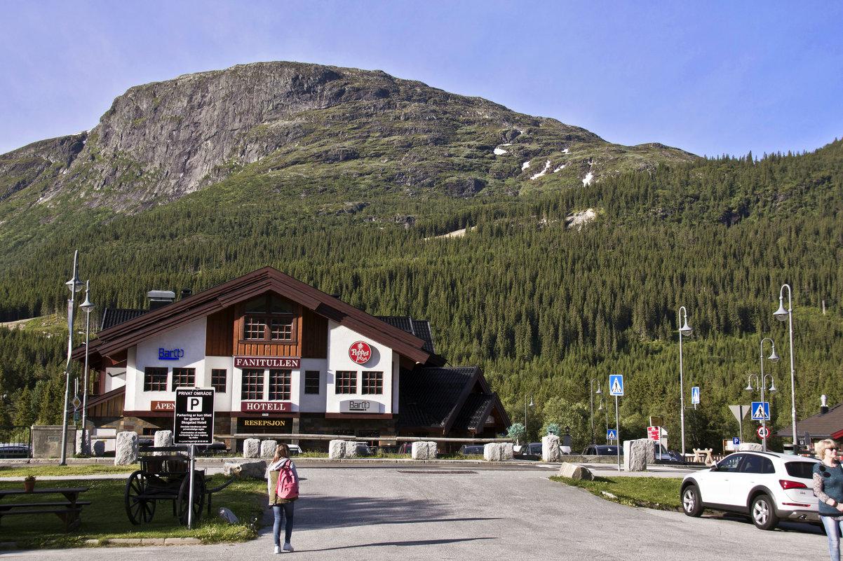 Горные склоны Норвегии-3 - Александр Рябчиков