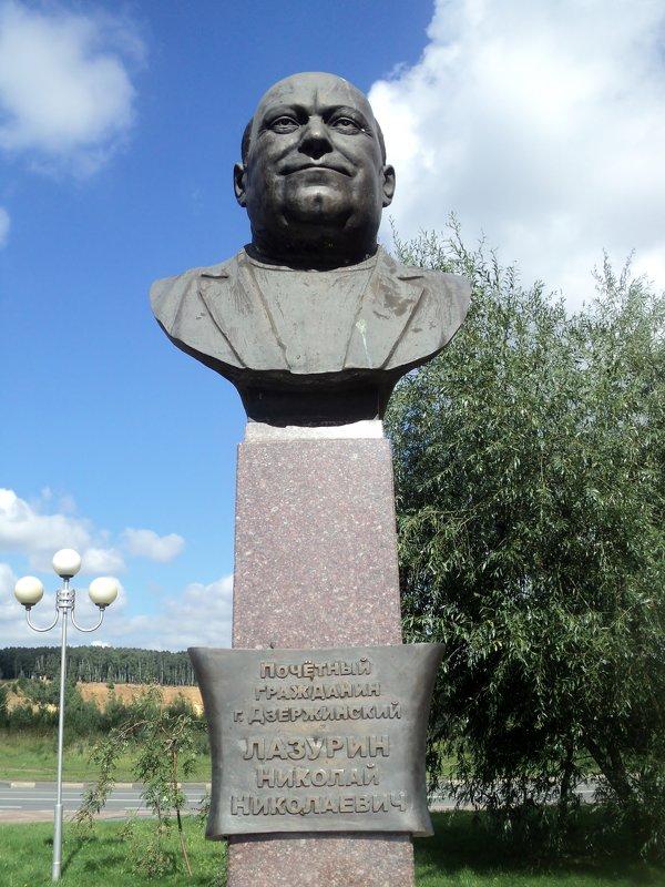 В Подмосковном городе Дзержинский. - Ольга Кривых