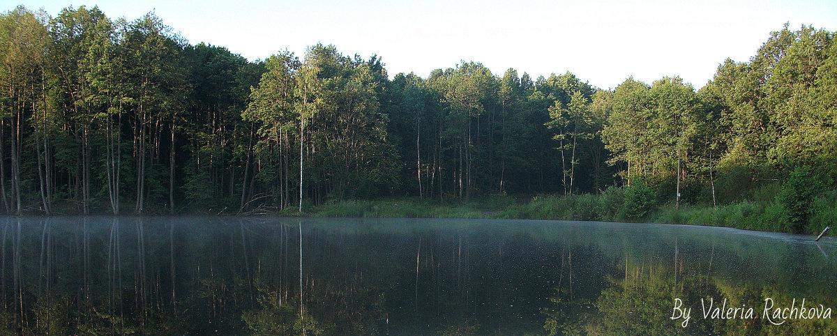 Утренняя рыбалка прекрасна - Валерия