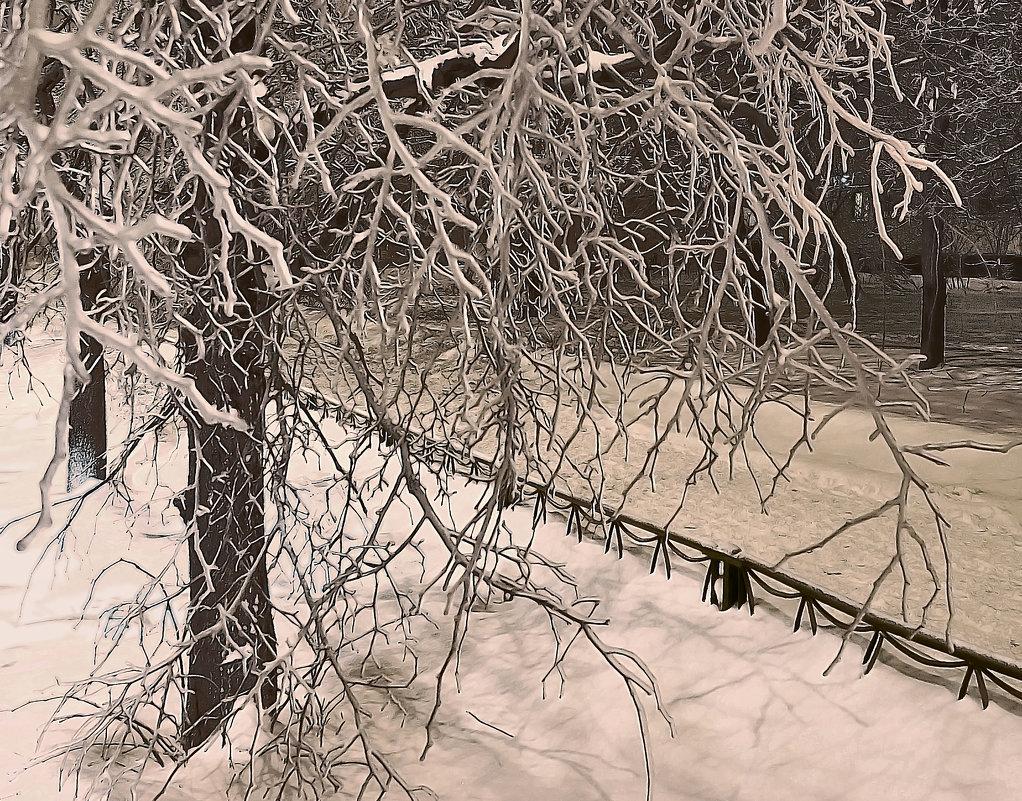 Ледяная графика - sergej-smv
