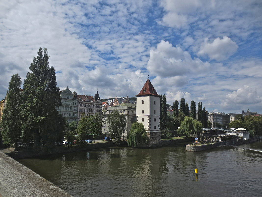 Прага - Елена