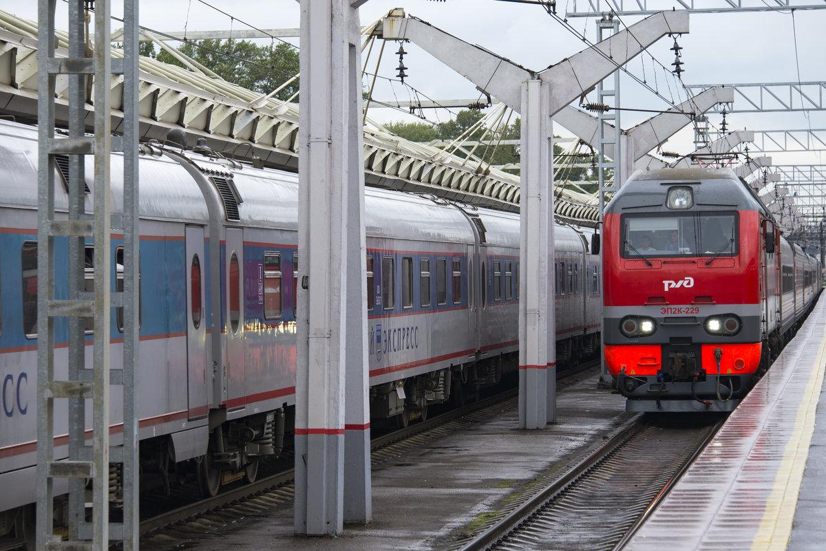 Романтика железных дорог - Виктор М