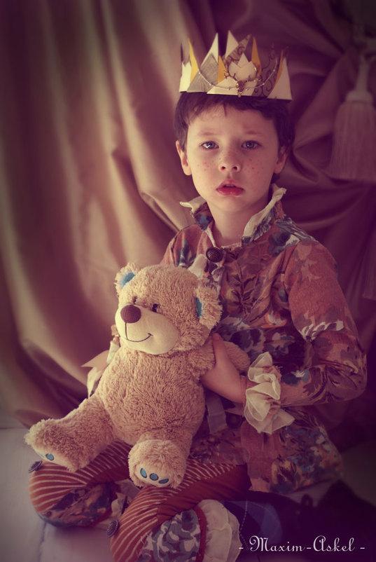 Принц - Vikkki Borodinova