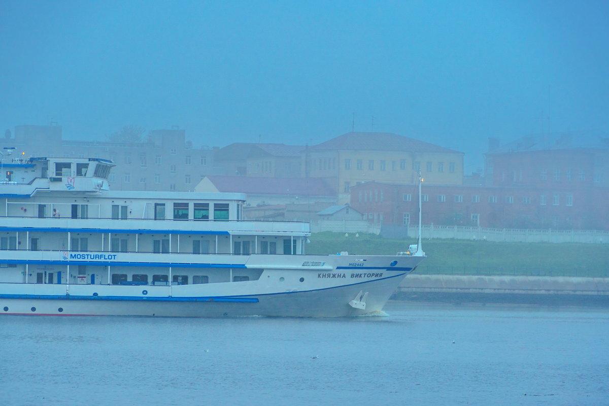Ходят сквозь туман княжны... - Alexandr Яковлев