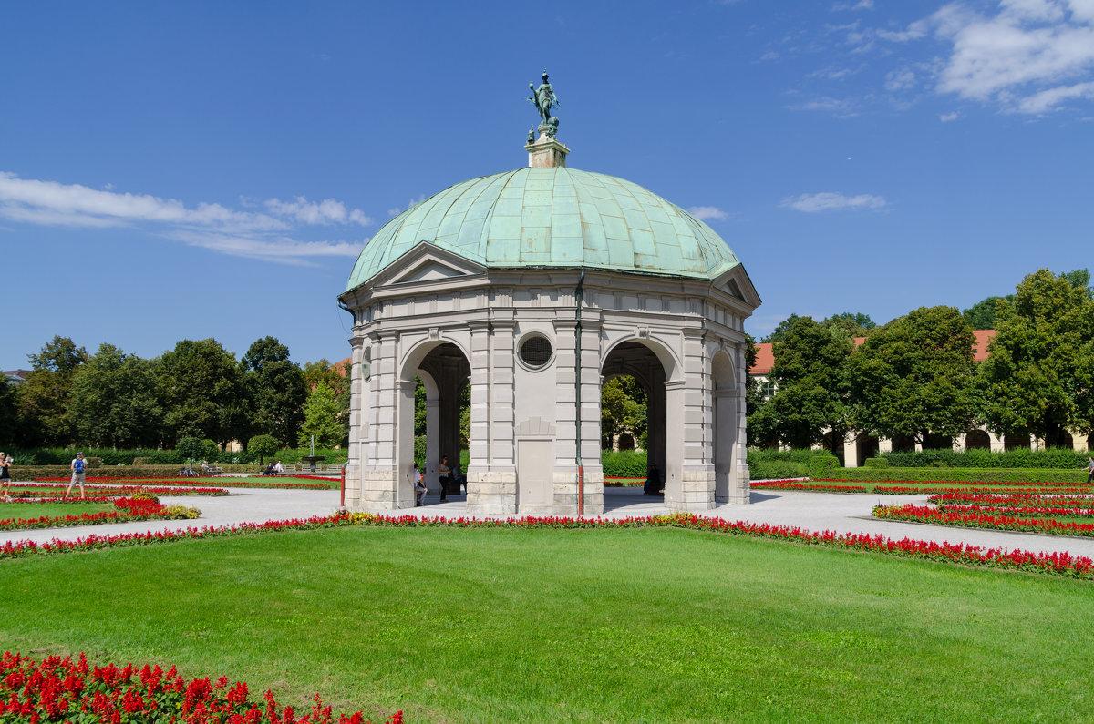парк - Eugen Pracht