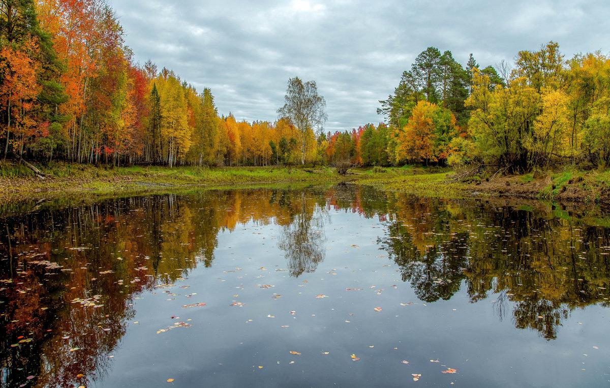 Осенняя... - Сергей