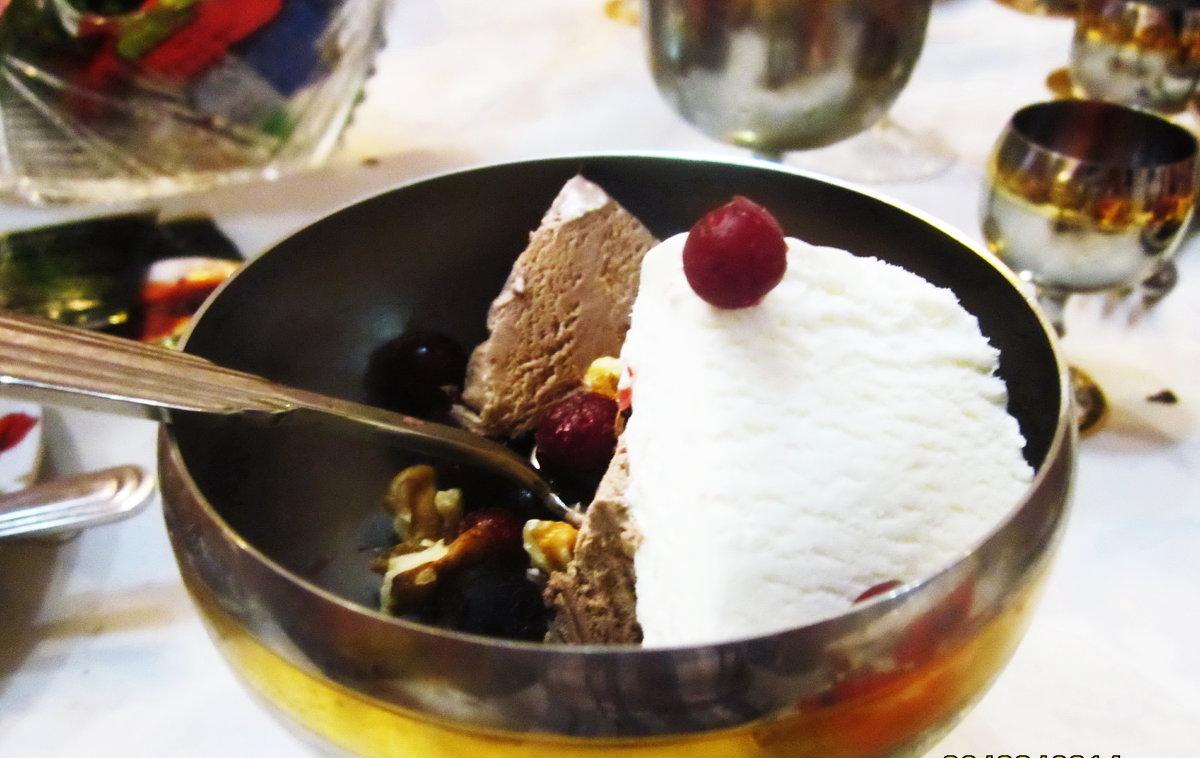 Вкусный десерт - татьяна