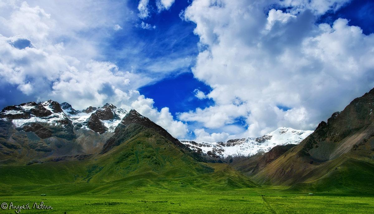 Перу. Андийские Кордильеры - Андрей Левин