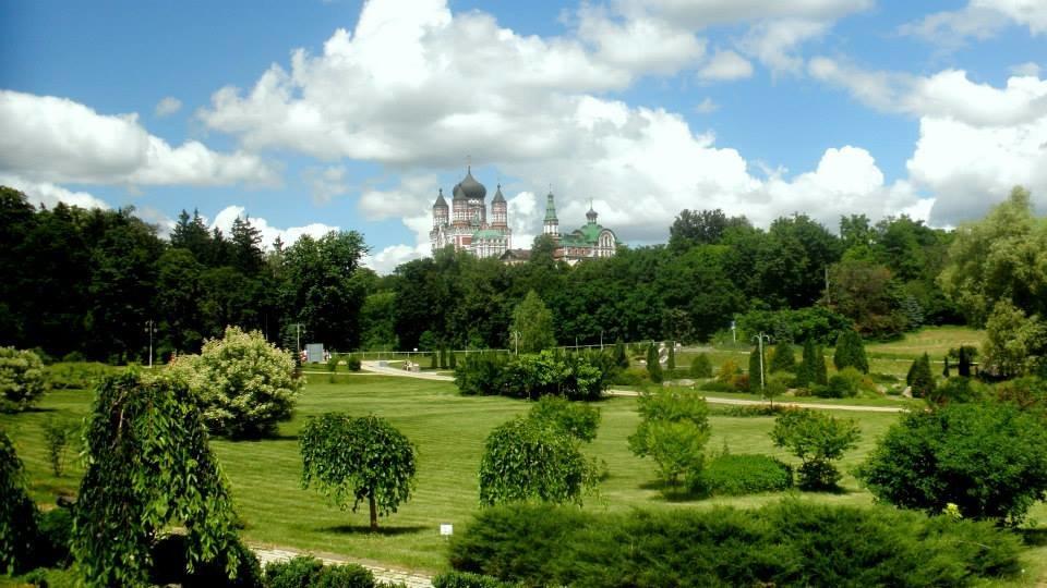 Свято-Пантелеймоновский монастырь в Феофании (Киев) - Наталия Каминская