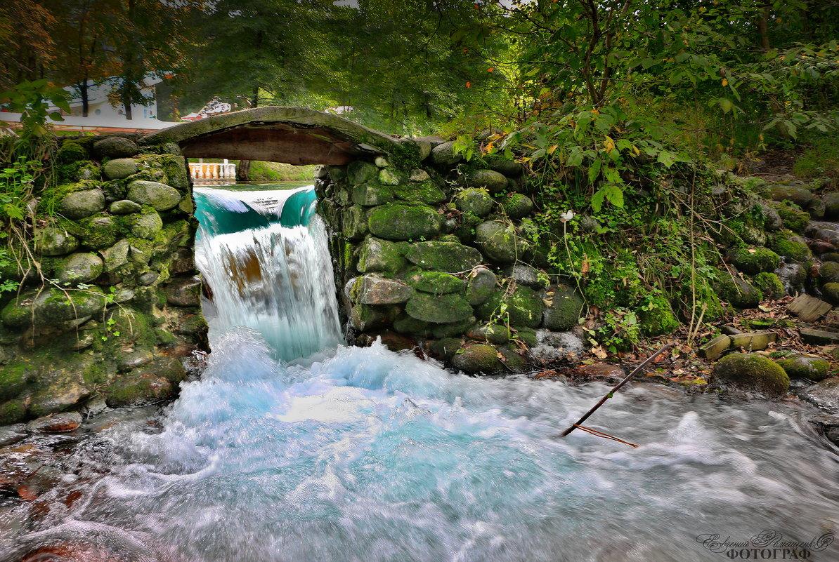 Голубые озёра (Кабардино-Балкария) - Евгений Ромащенко