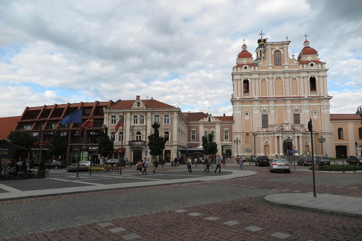 Костёл Святого Казимира в Вильнюсе - Оксана Кошелева