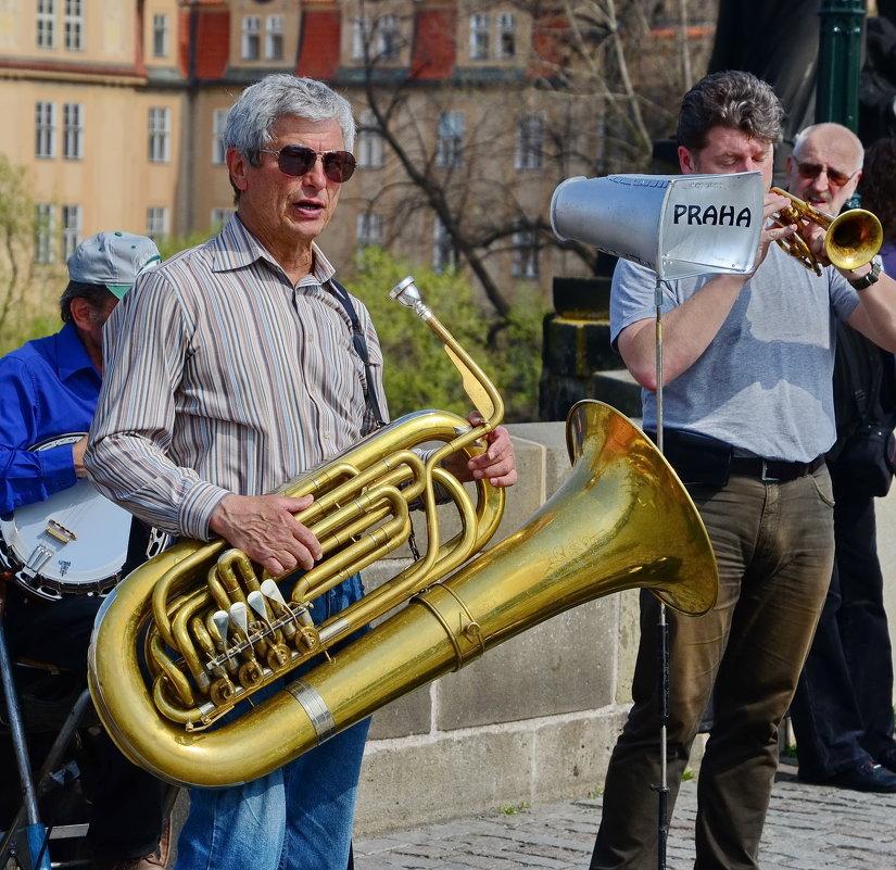Уличный оркестр - Владимир Брагилевский