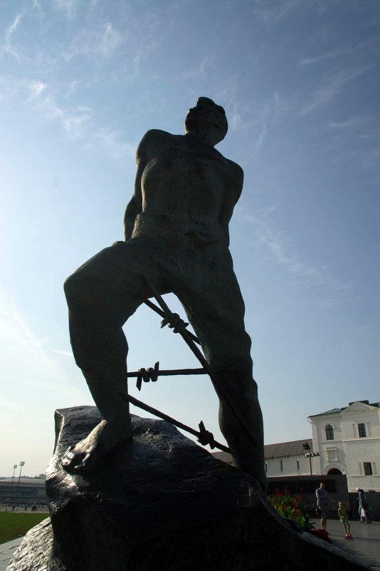 Памятник Муса Джалилю (Казань) - Irina Shtukmaster