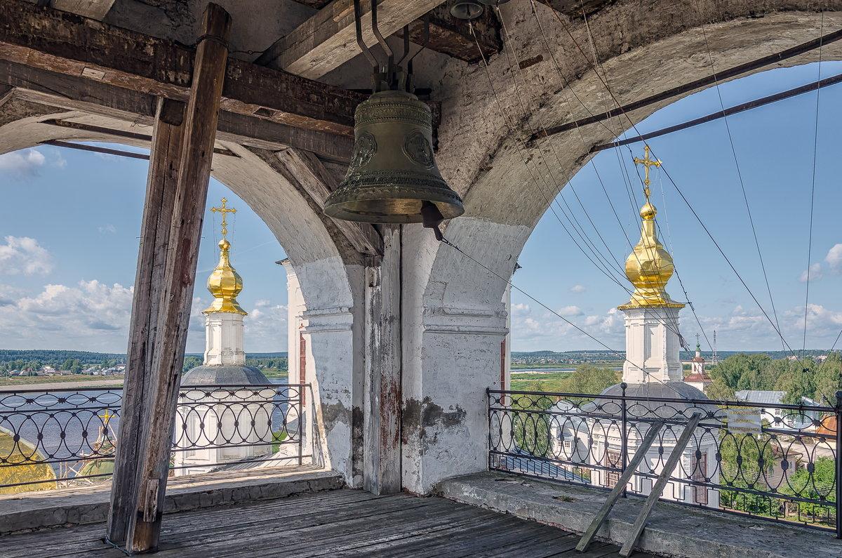Колокольня Успенского собора - -somov -