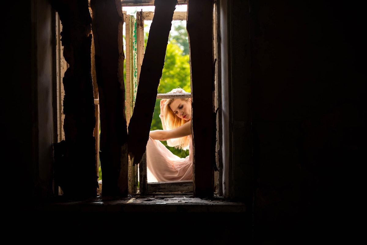 Девушка на окне - Юлия