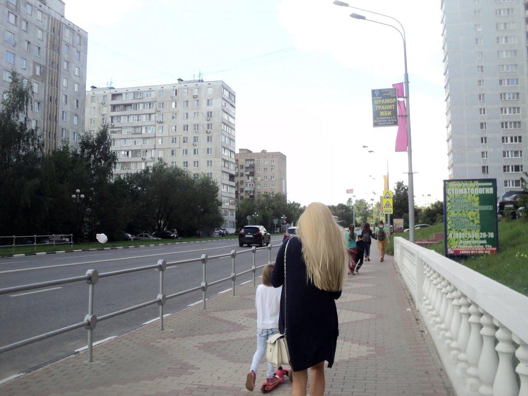 Будни городские, а волосы шикарные! - Ольга Кривых