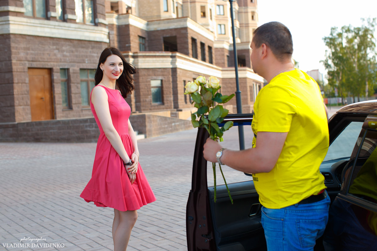 Love Story - Владимир Давиденко