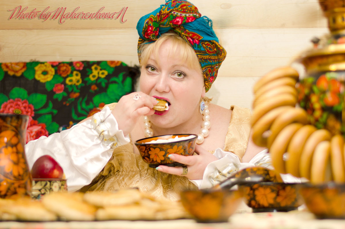 Масленица - Натаья Макаренкова