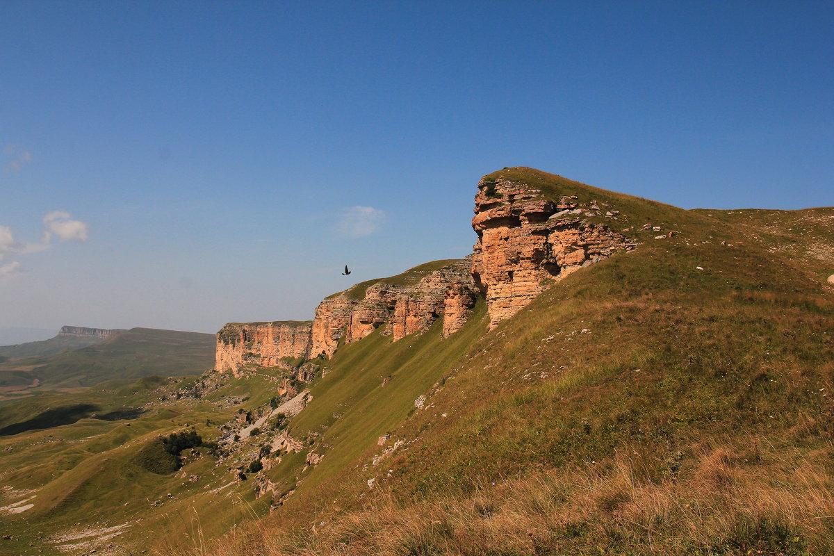 Отроги Скалистого хребта. Гум-Баши. Высота около 2200 м. - Vladimir 070549