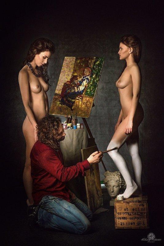 Мечта художника - Aleksey Fedosov