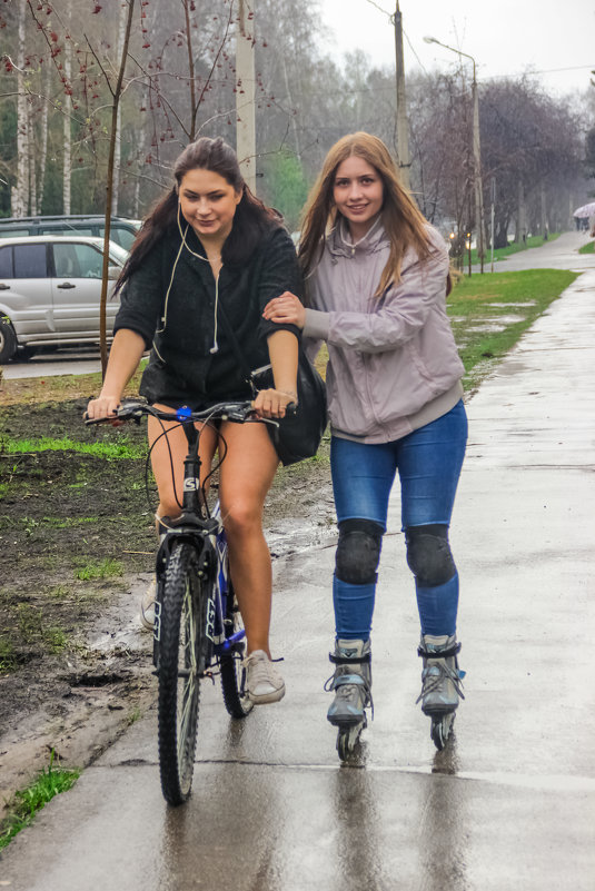 Поездки под дождём - Дима Пискунов