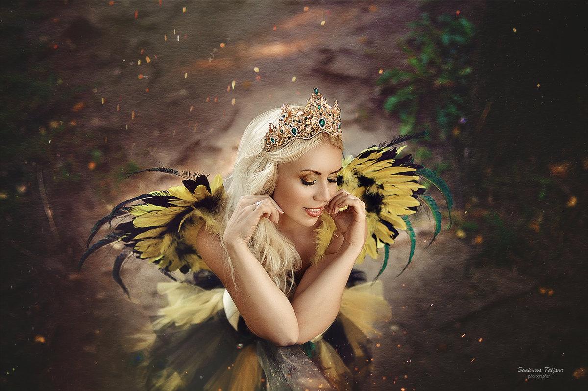 Волшебная фея из сказки - Татьяна Семёнова