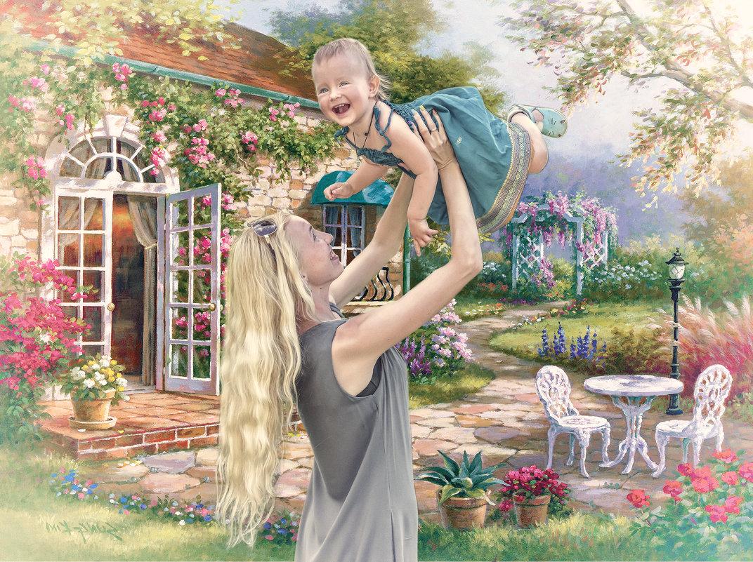 Радость детства - Angelika Faustova