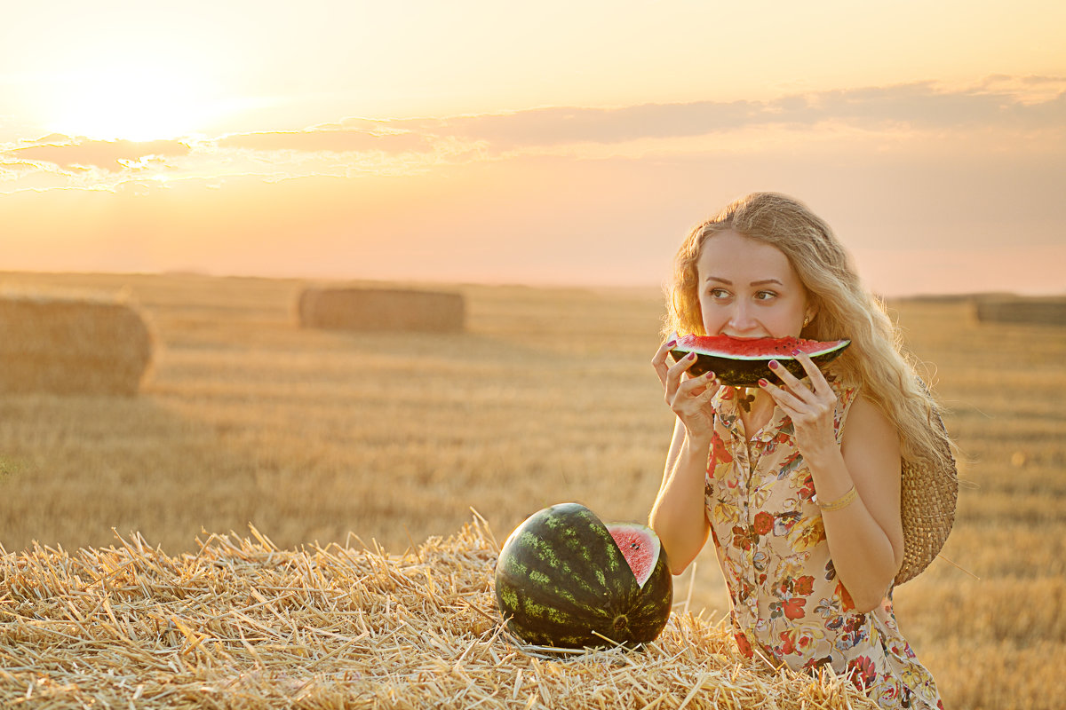 арбузное лето - Stukalova Anna Stukalova