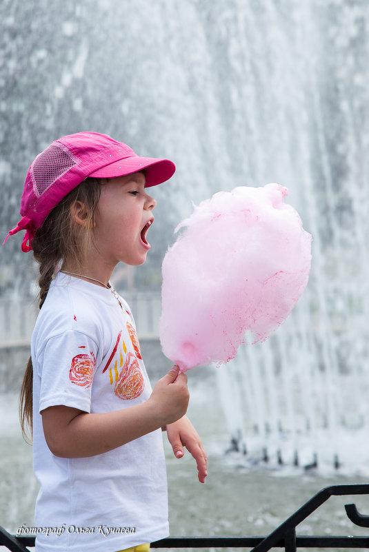 Почему дети так любят сладкую вату?! - Ольга Кучаева