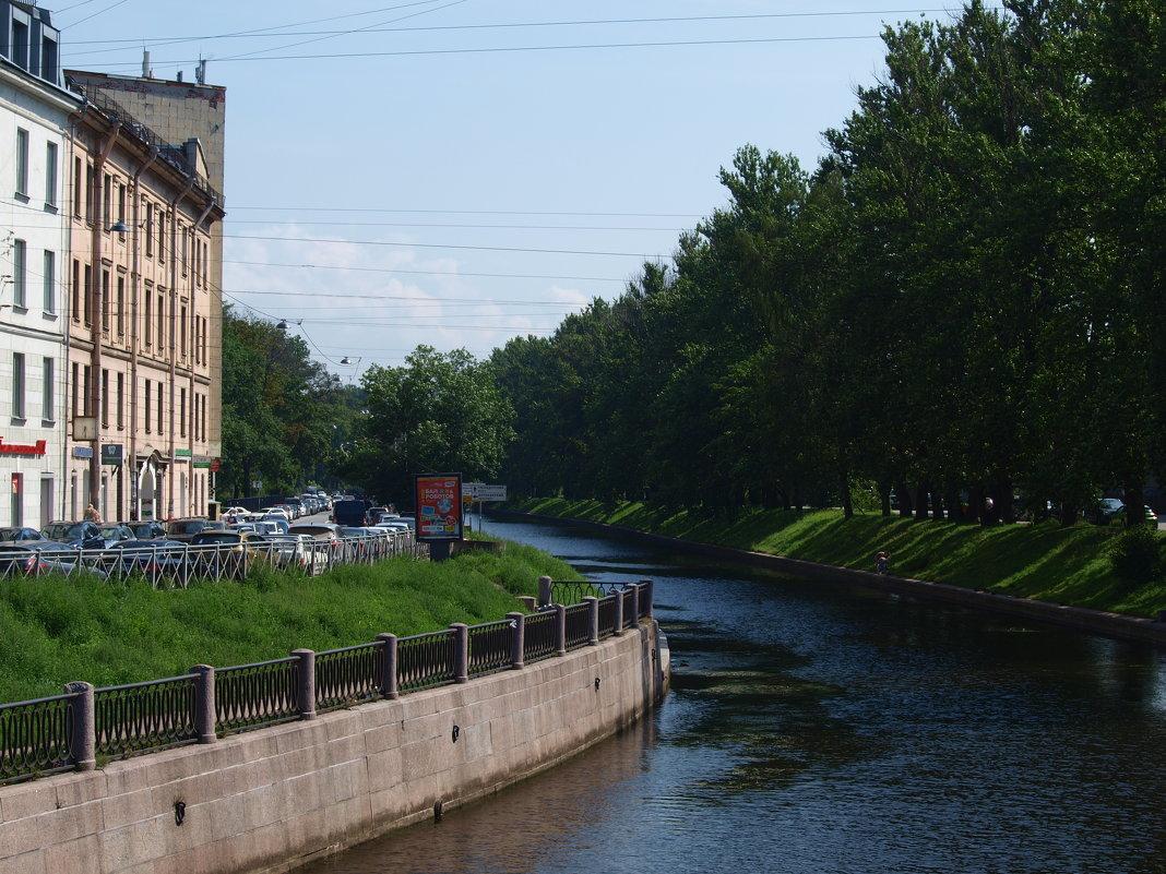 река Карповка - Андрей Иванов