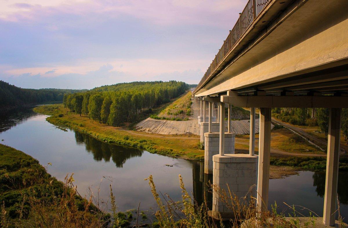 мост - Ольга Чазова