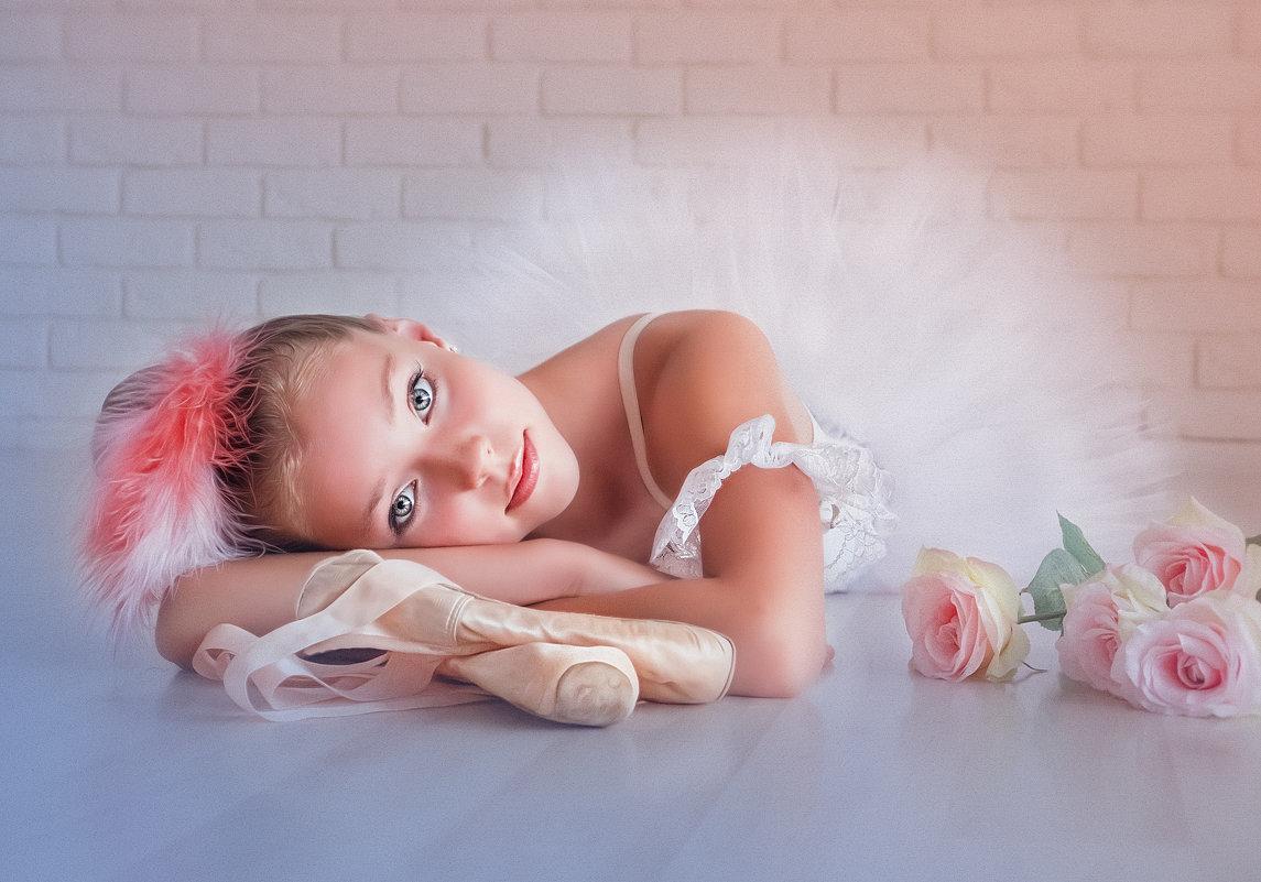 Балерины (серия) - Ольга Егорова